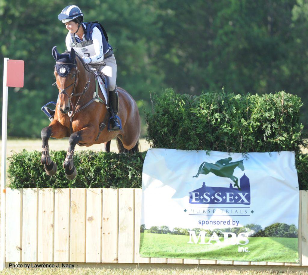 Derby Cross winner Jennie Brannigan and Kilkenny.